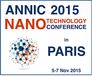 Applied Nanotechnology and Nanoscience International Conference – ANNIC 2015