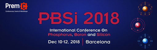 International Conference On Phosphorus, Boron and Silicon - PBSi 2018