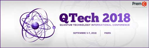 Quantum Technology International Conference - QTech 2018