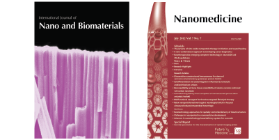 International Conference On Nanomedicine And Nanobiotechnology - Publication