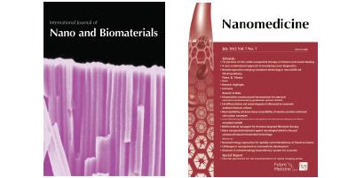 International Conference On Nanomedicine And Nanobiotechnology - Publication