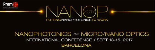 Nanophotonics and Micro/Nano Optics International Conference
