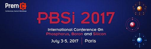 International Conference On Phosphorus, Boron And Silicon