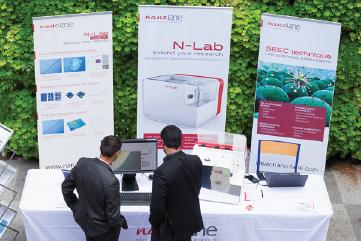 Nanolane-Booth