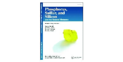taylor-and-francis-Phosphorus-Sulfur-Silicon