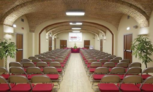 Sala Michelangelo, Roma Eventi – Piazza di Spagna, Roma - PBSi