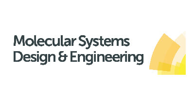 Molecular Systems Design & Engineering