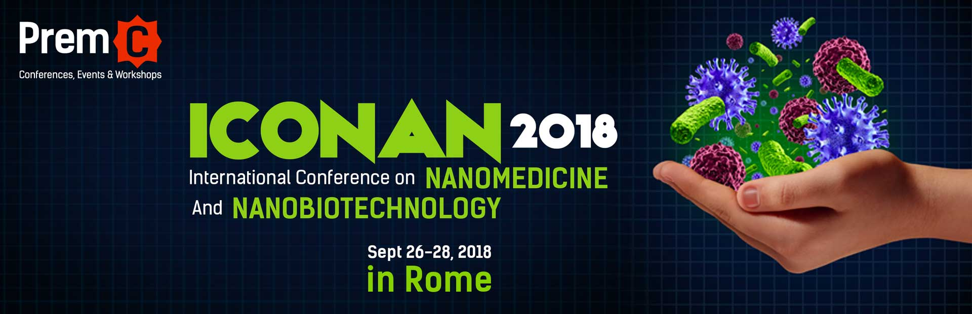 International Conference On Nanomedicine And Nanobiotechnology 2018