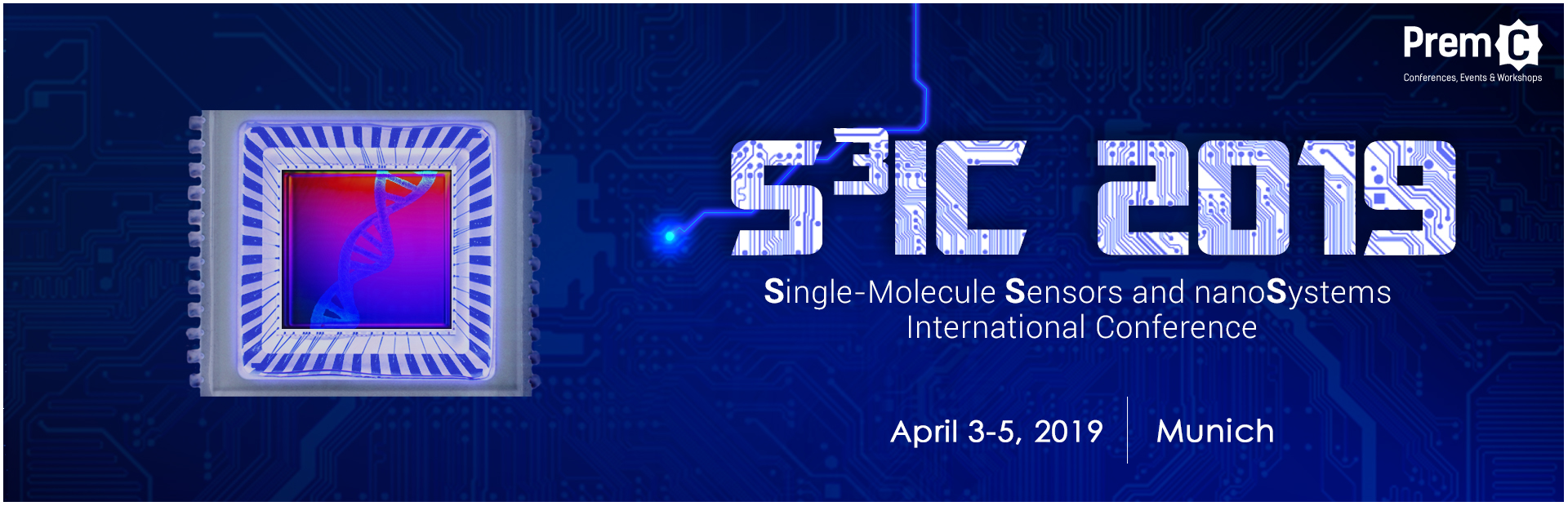 Single-Molecule, Sensors, and nanoSystems International Conference - S3IC 2019