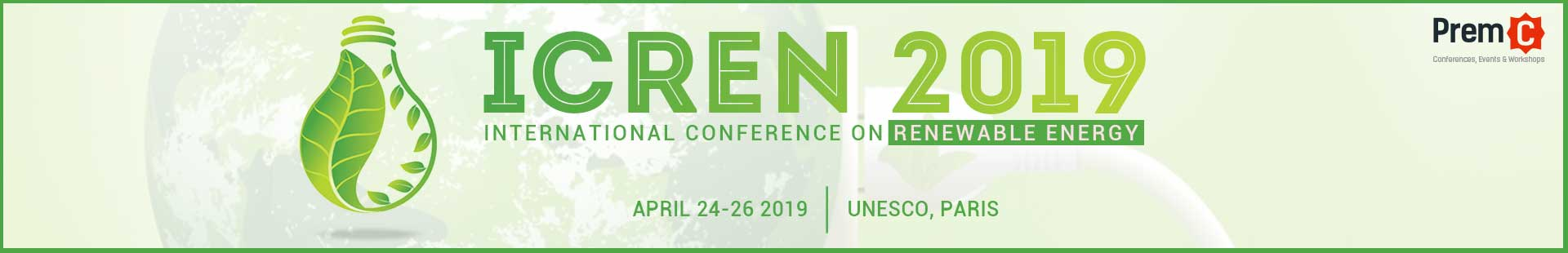 Renewable Energy International Conference Content I PremC