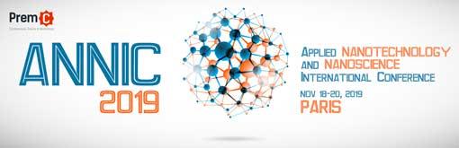 Applied Nanotechnology and Nanoscience International Conference – ANNIC 2019
