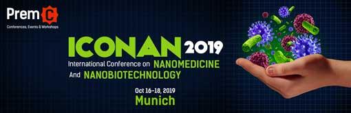International Conference On Nanomedicine and Nanotechnology - ICONAN 2019