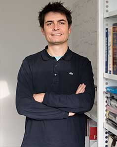 Prof. Nicolas Sangouard