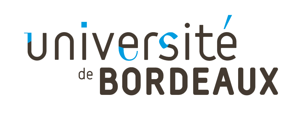 Logo University of Bordeaux