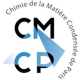 Logo CMCP- Chemistry of Condensed Matter of Paris, France