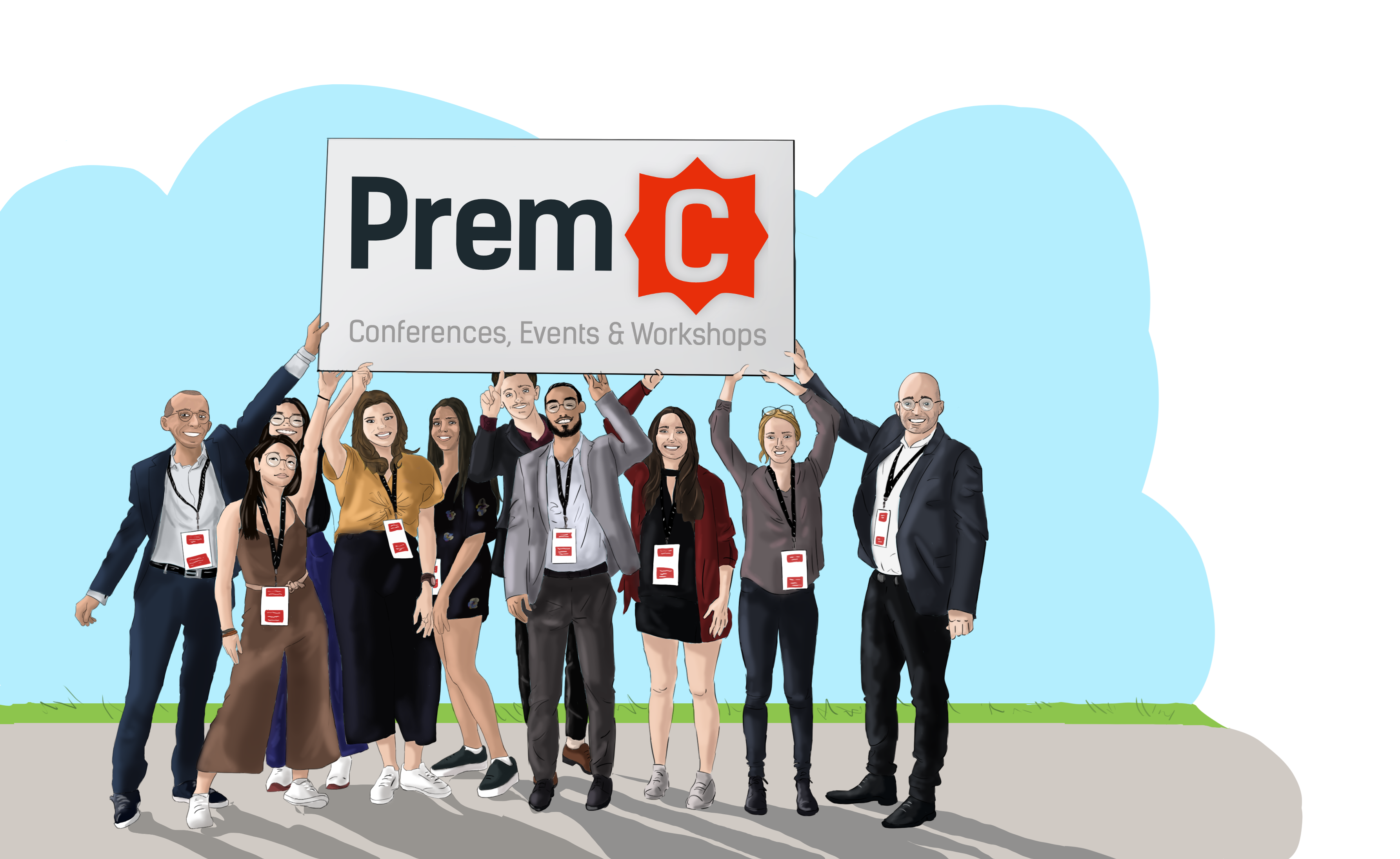 Team of the Professional Conference Organizer : PREMC