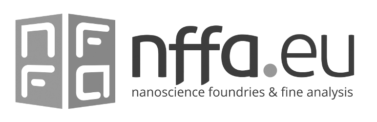 Logo NFFA - nanoscience foundries and fine analysis