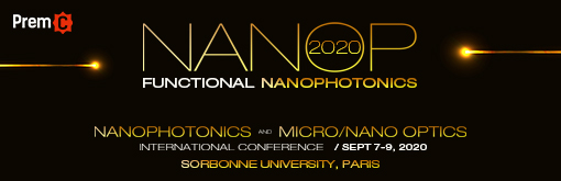 Nanophotonics and Micro/Nano Optics International Conference - NANOP