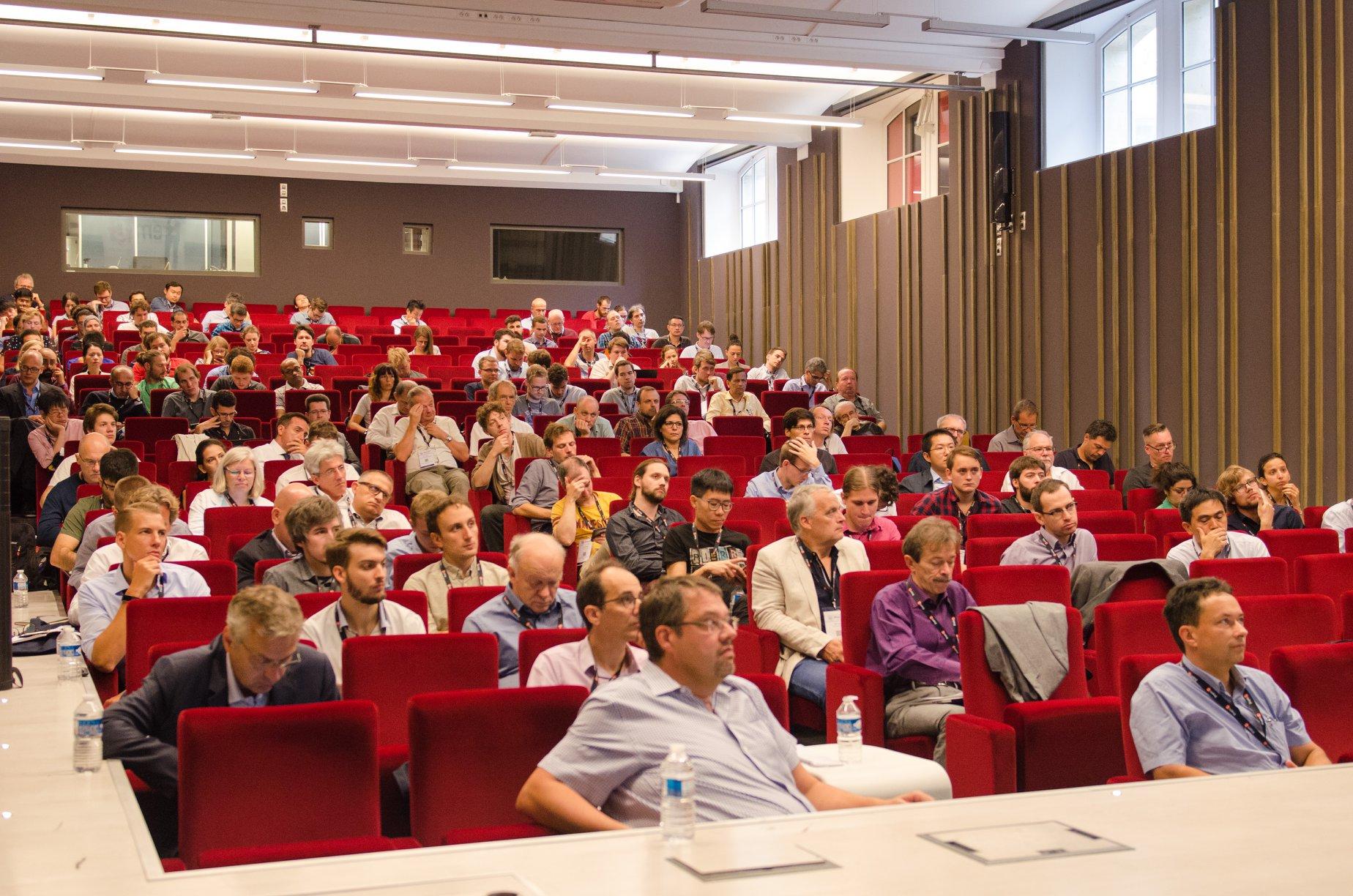 Auditorium - QTech 2018