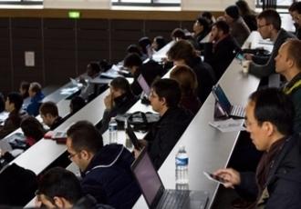 Auditorium - Sorbonne University, Paris