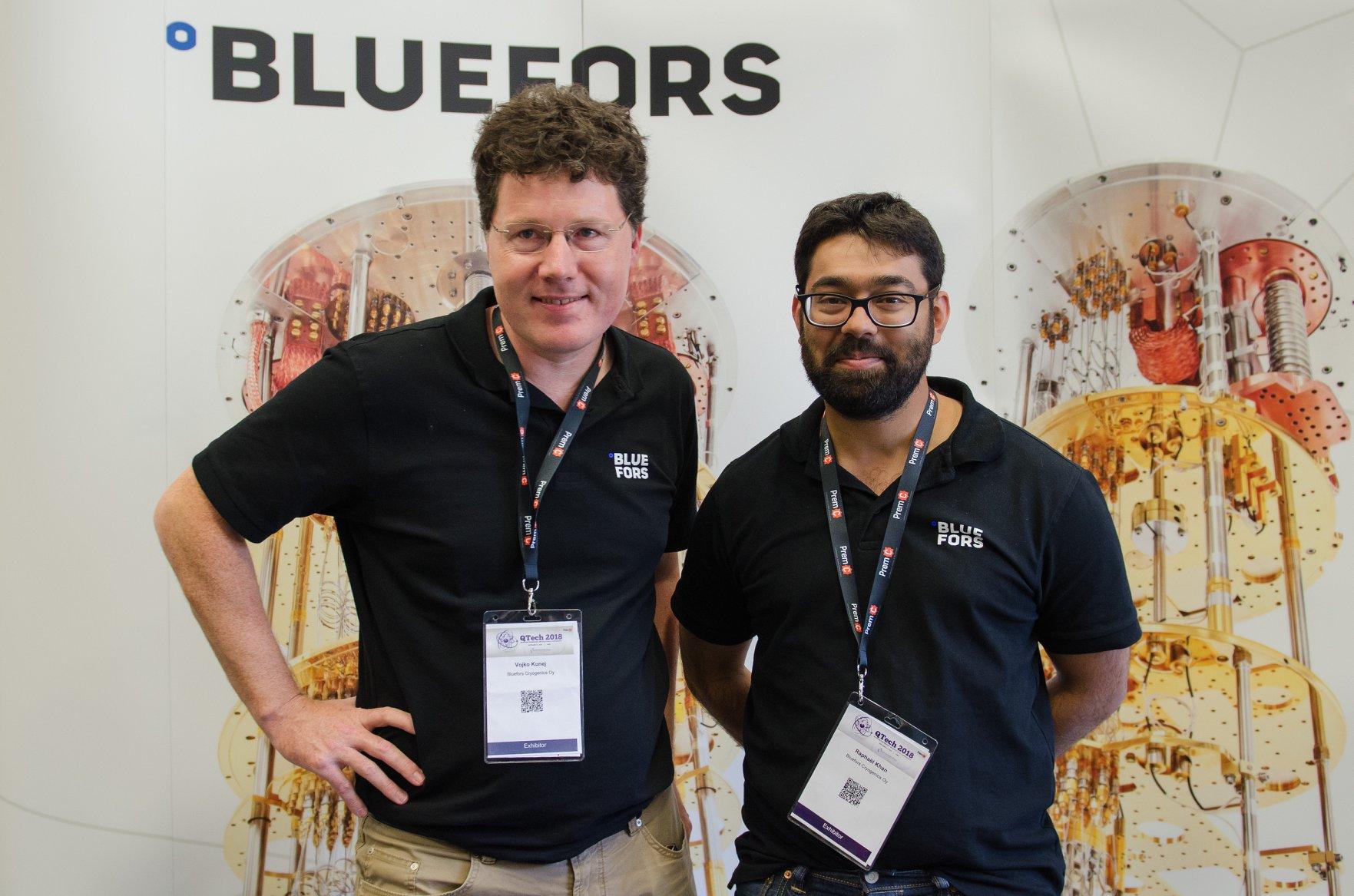 BLUEFORS - QTech 2018