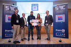 Best poster presentation award S3IC 2019