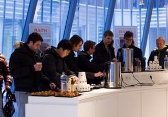Coffee Break - Sorbonne University, Paris
