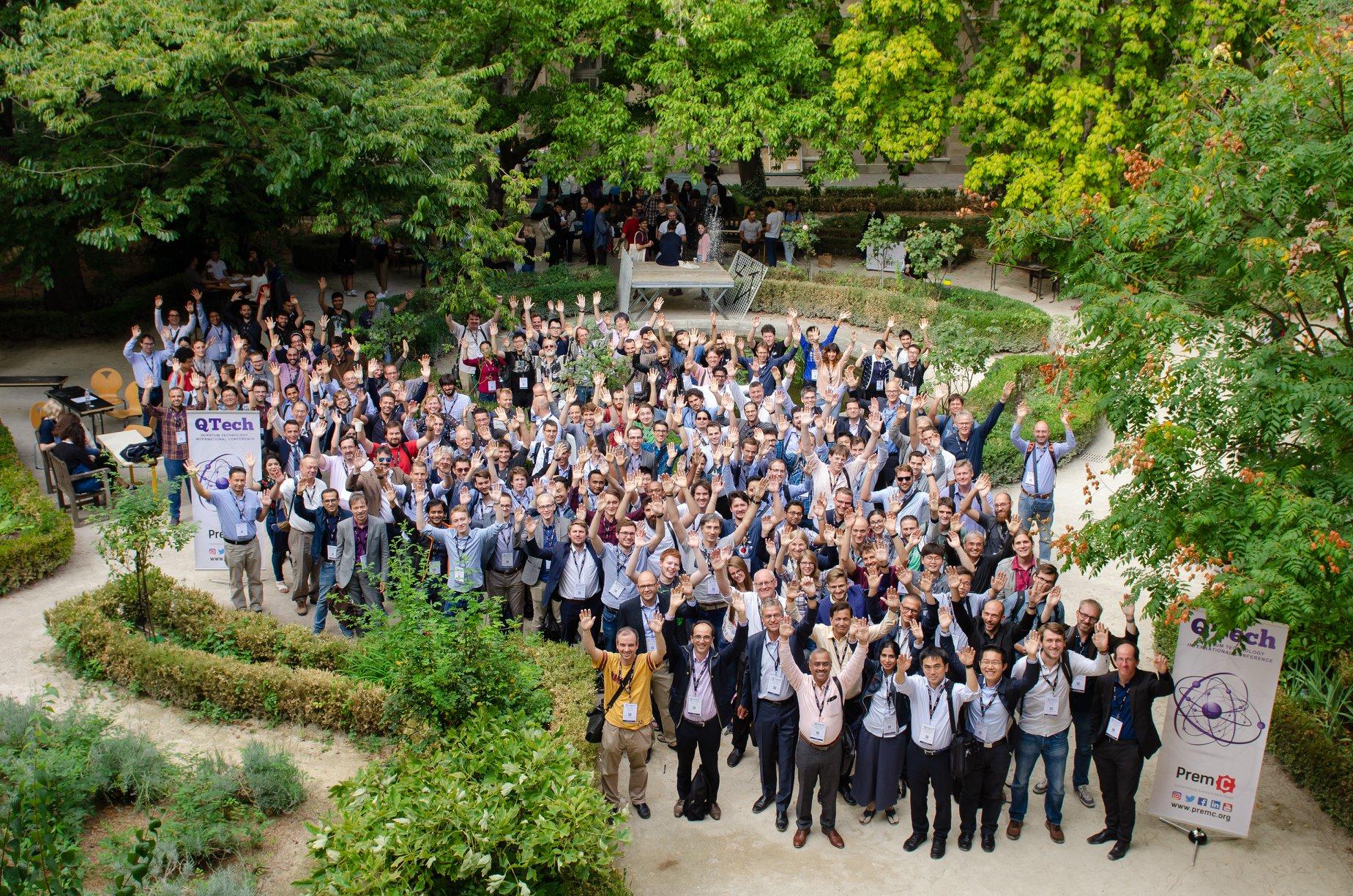 Group Picture - QTech 2018