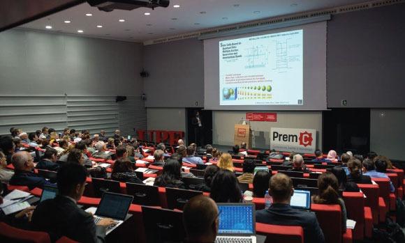 Picture of auditorium Pompeu Fabra University – Balmes bulding - S3IC conference
