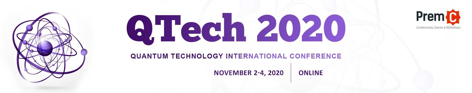 Quantum Technology International Conference Banner