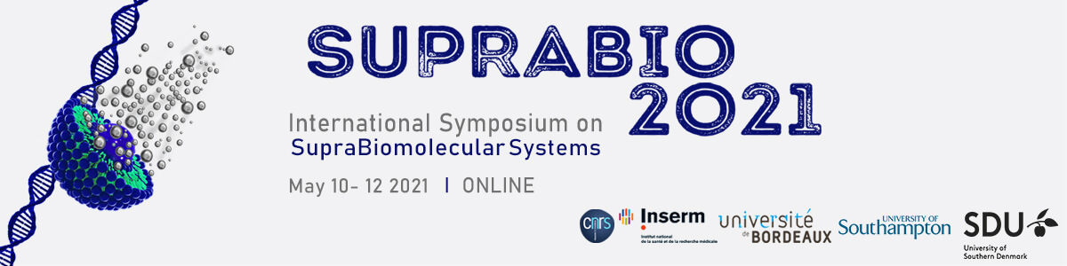 International symposium on suprabiomolecular systems - SUPRABIO 2019