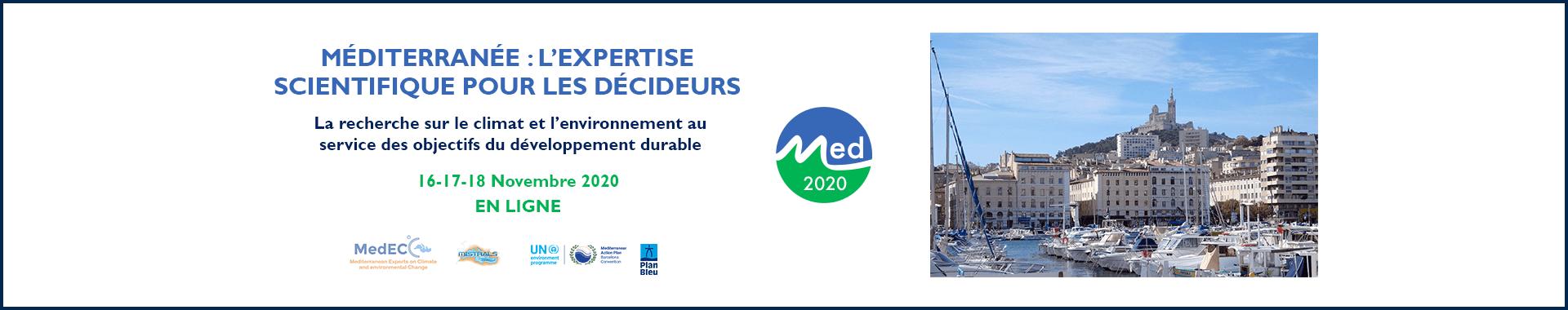 MED 2020 Bannière